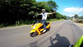 getlinkyoutube.com-Sp acing Bike ทริป test Forza300