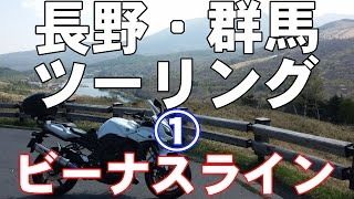 getlinkyoutube.com-2015年5月10日 長野&群馬ツーリング vol.1 ビーナスライン 霧の駅 YAMAHA FZ1 FAZER with SJ4000