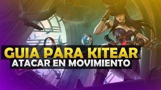 LoL Tips | Aprende a Kitear ( Atacar en Movimiento ) - League Of Legends