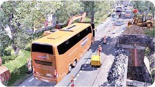 getlinkyoutube.com-ETS2 Bus Trip | Volvo Bus (Euro Truck Simulator 2)