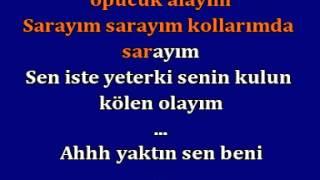 Babutsa Yanayım karaoke