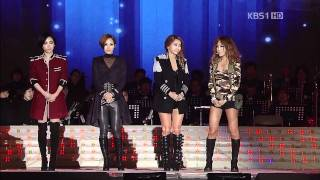 getlinkyoutube.com-[1080p HD] 111113 Brown Eyed Girls - Sixth Sense + Abracadabra @ Open Concert