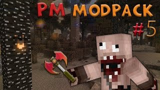getlinkyoutube.com-Minecraft: PM-Modpack: Mana Pylons & Donker Staal! (Part 5) (Dutch Commentary)