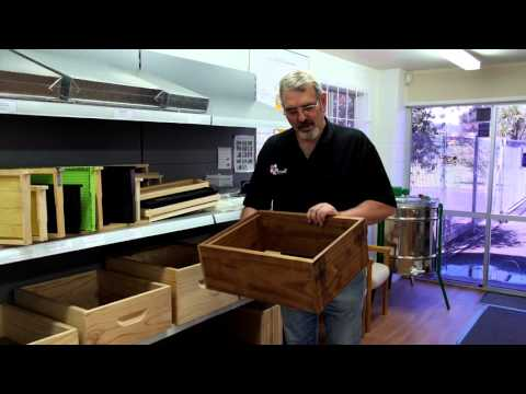 Beekeeping Basics with Bruce Clow - Supers.