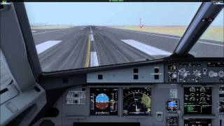 MSR681 AIRBUS A320-231 controlled Departure from HECA and Arrival OEDF on VATSIM