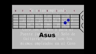 (79) Rey de Gloria - Marco Barrientos ( Tutorial Guitarra )