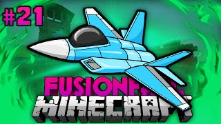 Der CHAOS JET - Minecraft Fusionfall #021 [Deutsch/HD]