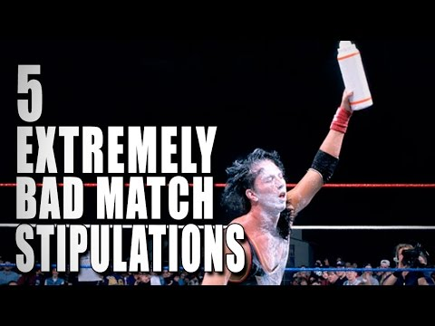 5 WWE matches that really happened