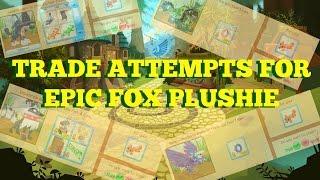 getlinkyoutube.com-Animal Jam | TRADE ATTEMPTS #2 | Epic Fox Plushie