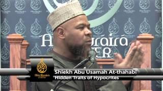 getlinkyoutube.com-Khutbah:  Hidden Traits Of The Hypocrities
