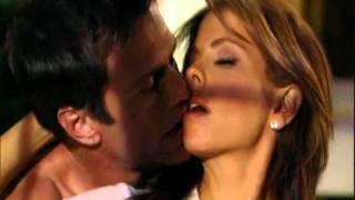 getlinkyoutube.com-General Hospital : Steve and Olivia Make Love (05.04.2011)