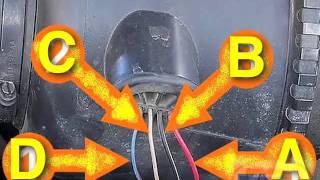 getlinkyoutube.com-Ford MAF Sensor Testing, 12V Power