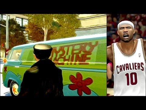 NBA 2k13 MyCAREER - Mystery Machine | Bridges Brothers Pranks | ECF 4 vs Chicago Bulls