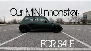 Super beast MINI Cooper - Supercharged