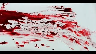 Free download background  video loop, green screen, chroma key backgrounds, action blood Burst