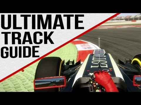 F1 2012 - ULTIMATE TRACK GUIDE - Merry Christmas!
