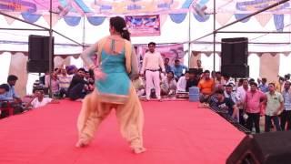 Latest Sapna chaudry hraynvi stage dance HD video songs