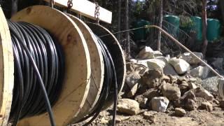 getlinkyoutube.com-Mayne Island Cable Pull