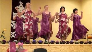 getlinkyoutube.com-Sirtakis. Šoka Traupio moterų šokių kolektyvas