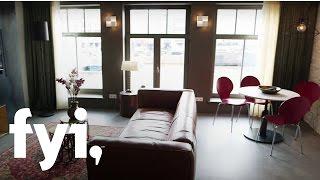 getlinkyoutube.com-Tiny House World: 540 Sq. Ft. in Amsterdam   FYI