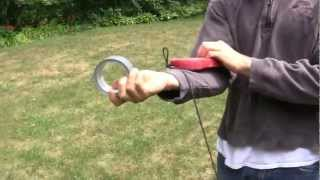 "How to Make Your Own Web Shooter Grappling Hook From ""The Amazing Spiderman"" - Raul"