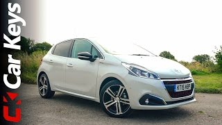 getlinkyoutube.com-Peugeot 208 2015 review - Car Keys