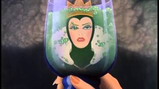 getlinkyoutube.com-Evil Queen Transformation from Disney's Snow White