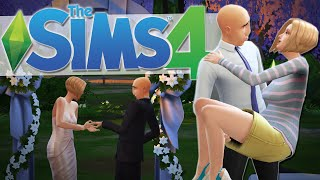 getlinkyoutube.com-A GRAND WEDDING DAY | The Sims 4 Gameplay #5