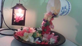 getlinkyoutube.com-Decoracion : Cascada de flores