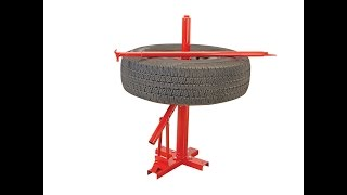 pittsburgh portable tire changer