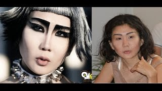 getlinkyoutube.com-Kyrgyz Stars without makeup