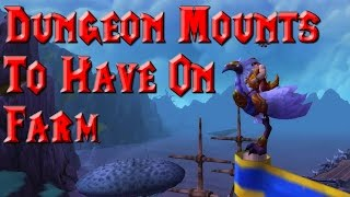 getlinkyoutube.com-Dungeon Mounts To Have On Farm