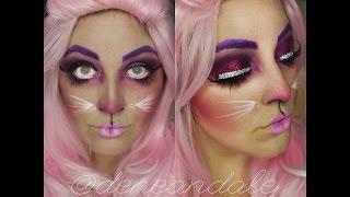 getlinkyoutube.com-Bunny Makeup Tutorial!