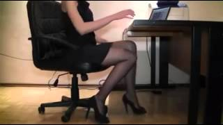 Hot girl in the office 2