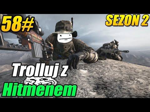 Trolluj z Hitmenem #58 (SEZON 2) - BATTLEFIELD 4 - Camperzy, Koparka, MLG