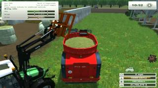 getlinkyoutube.com-Farming sim Saturday Pigs and cows