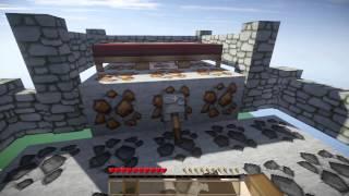 [翔麟]※Minecraft※當個創世神※跑酷學校#1