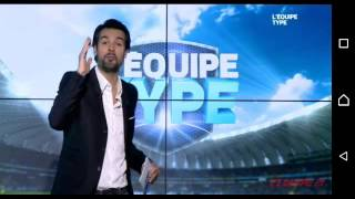 getlinkyoutube.com-Top 3 l'équipe type 20-21/01/16 - Special Rennes