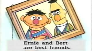 getlinkyoutube.com-Sesame Street: Start-To-Read Video: Ernie's Big Mess 1987 Movie Trailer