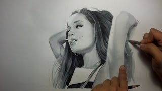 getlinkyoutube.com-Ariana Grande - Problem Drawing