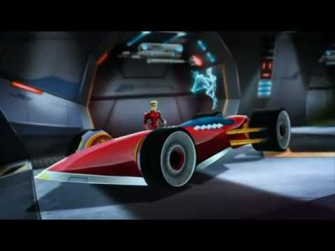 Hot Wheels Battle Force 5 - Foi Dada a Largada - pt-br - S01E01