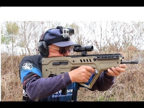 IWI Tavor: 32 Rounds, 4 Seconds