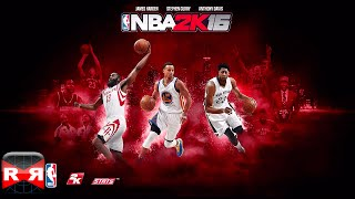 getlinkyoutube.com-NBA 2K16 - iOS / Android - iPhone 6s / 6s Plus - Gameplay Video