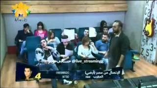 علي الفيصل في موقف محرج  وانيس ينقذ الموقف _ستار اكاديمي11
