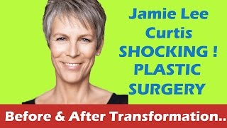 getlinkyoutube.com-Jamie Lee Curtis Plastic Surgery Before and After