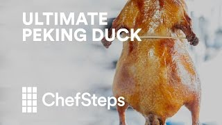 getlinkyoutube.com-The Ultimate Guide to Making Crispy, Amber-Hued Peking Duck at Home