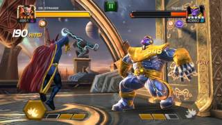 getlinkyoutube.com-Coulson's Champion Challenge Completed - vs. Thanos in Ch. 4 (Round 6)