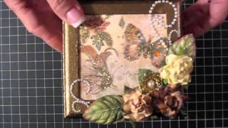 getlinkyoutube.com-Altered Wood Boxes