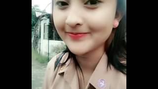 Bigo Live Indonesia Cewek Cantik Mau Berangkat Ke Sekolah