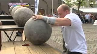 getlinkyoutube.com-Sterkste man van Oost Nederland 2009